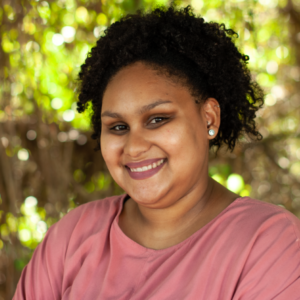 Amber Gallant, Programme Assistant at the Knysna Education Trust