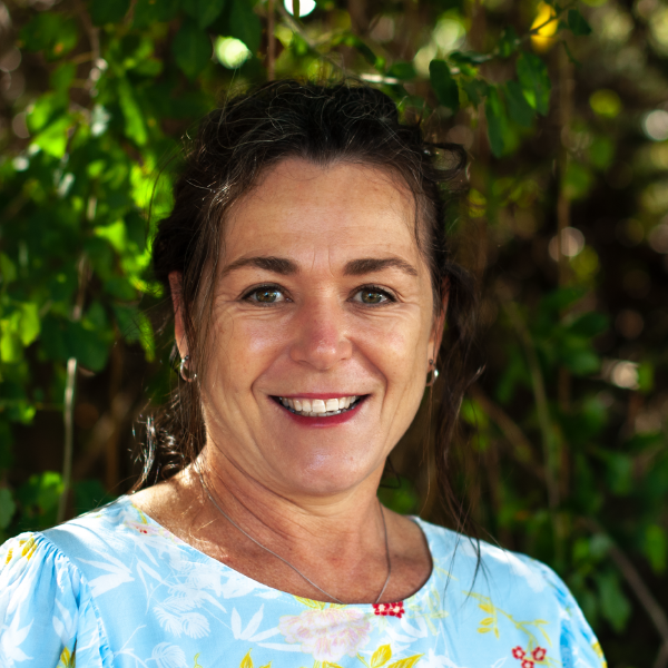 Angelina Smith, Education and Training Manager at the Knysna Education Trust