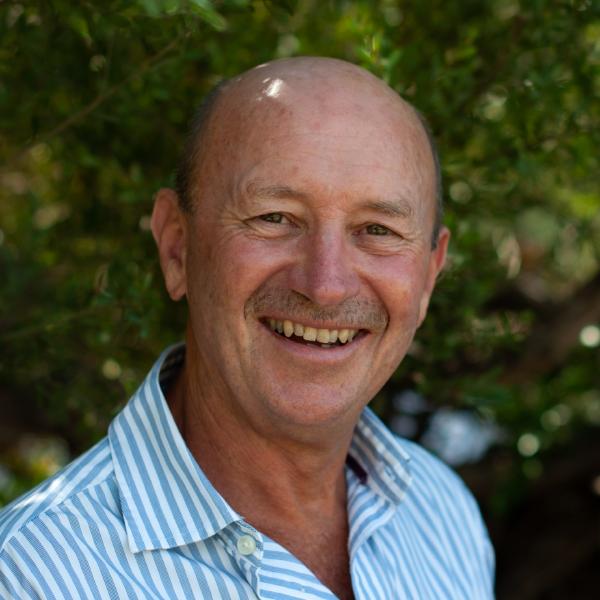 Hugh Bosman, Trustee, Chairperson, the Knysna Education Trust