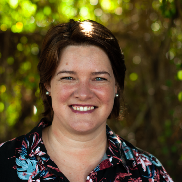 Lene Bouwer, Special Projects Manager at the Knysna Education Trust