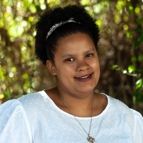 Lindsay Arendse, First 1000 Day Facilitator at the Knysna Education Trust