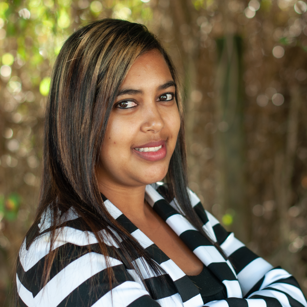 Nicole Davids, Education Facilitator at the Knysna Education Trust