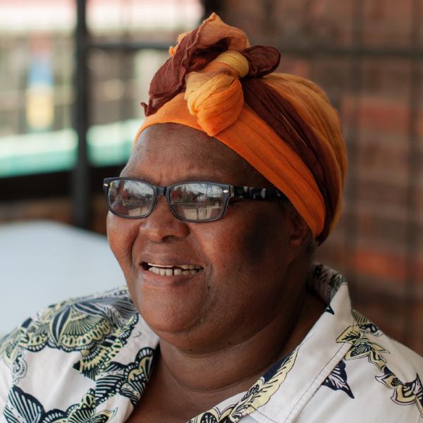 Nompumelelo Koti, Trustee, Community Liaison, the Knysna Education Trust