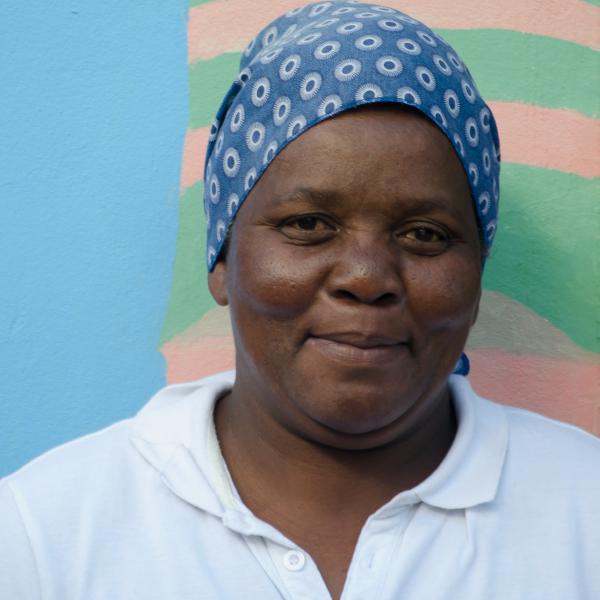 Thandi Thole, Cook at The Learning Tree, the Knysna Education Trust
